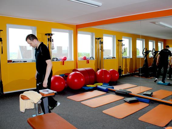 Einrichtung - Privatpraxis für Physiotherapie und Massage in 44797 Bochum